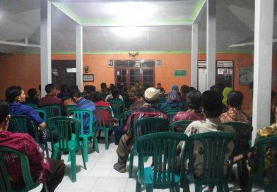 Rapat Pembentukan Panitia Pemilihan Kepala Desa 2018