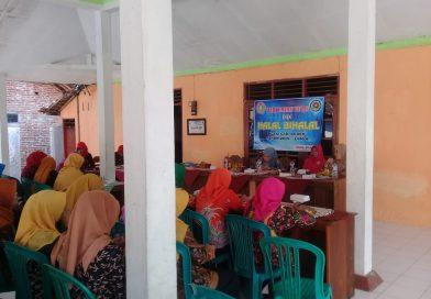 Halal bi halal IGTKI – PGRI Cabang Bodeh di Jraganan